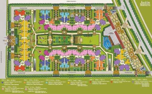 4 BHK 2160 Sq.ft. Residential Apartment for Sale in Techzone 4, Greater Noida West