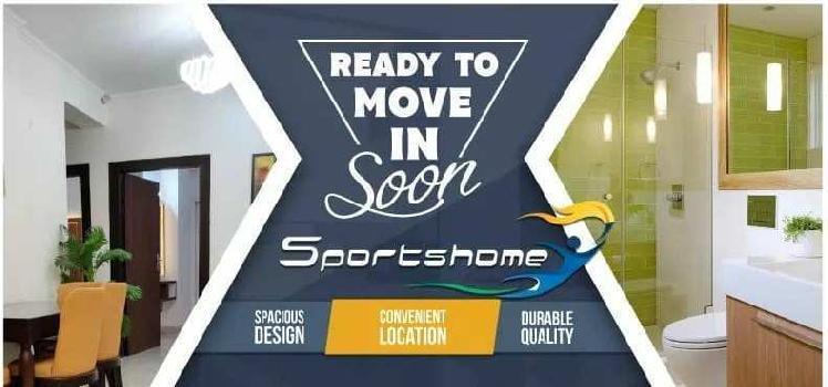 3 BHK 1365 Sq.ft. Residential Apartment for Sale in Greater Noida West