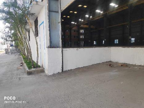 33000 Sq.ft. Factory for Rent in Chakan MIDC, Pune