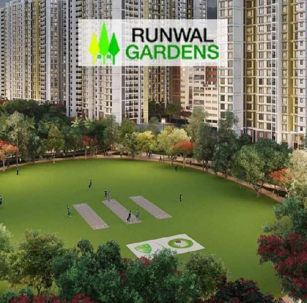 3 BHK 723 Sq.ft. Residential Apartment for Sale in Dombivli East, Thane