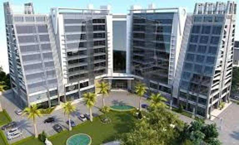 560 Sq. Feet Office Space for Rent in Bodakdev, Ahmedabad West - 560 Sq.ft.