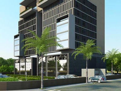 1086 Sq. Feet Office Space for Sale in Ashram Road, Ahmedabad West - 1086 Sq.ft.
