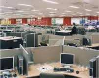 1640 Sq. Feet Office Space for Rent in Prahlad Nagar, Ahmedabad West - 1640 Sq.ft.
