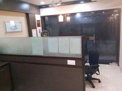 2800 Sq. Feet Office Space for Rent in Naranpura, Ahmedabad West - 2800 Sq.ft.