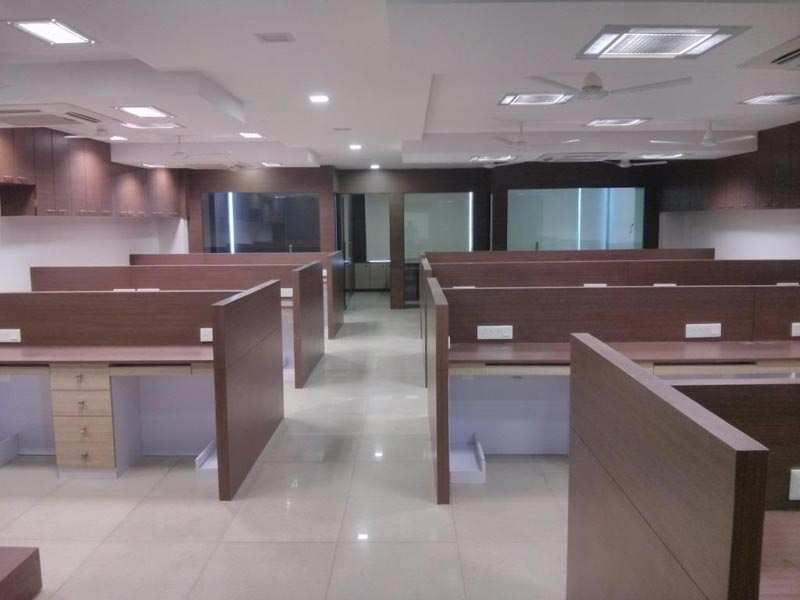 1140 Sq. Feet Office Space for Rent in Nehru Nagar, Ahmedabad West - 1140 Sq.ft.