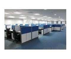 2000 Sq. Feet Office Space for Rent in Gurukul, Ahmedabad West - 2000 Sq.ft.