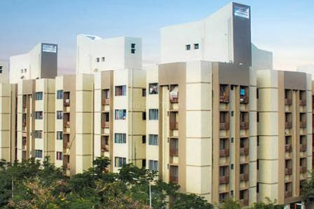 2 BHK Flats & Apartments for Sale in Vejalpur, Ahmedabad - 1000 Sq.ft.