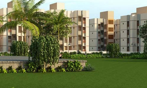 1 BHK Flats & Apartments for Sale in Vejalpur, Ahmedabad - 700 Sq.ft.