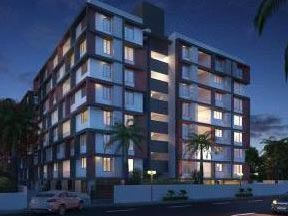 1 BHK Flats & Apartments for Sale in Vejalpur, Ahmedabad - 780 Sq.ft.