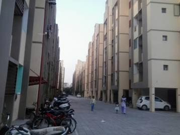 2 BHK Flats & Apartments for Sale in Vejalpur, Ahmedabad - 930 Sq. Feet