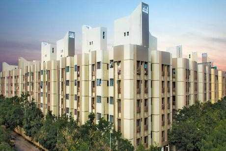 2 BHK Flats & Apartments for Sale in Vejalpur, Ahmedabad - 990 Sq.ft.