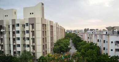 3 BHK Flats & Apartments for Sale in Vejalpur, Ahmedabad - 1585 Sq.ft.