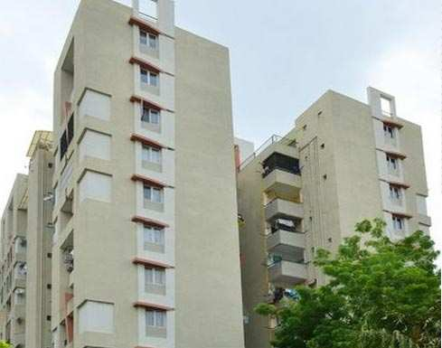 3 BHK Flats & Apartments for Sale in Satellite, Ahmedabad - 1620 Sq.ft.
