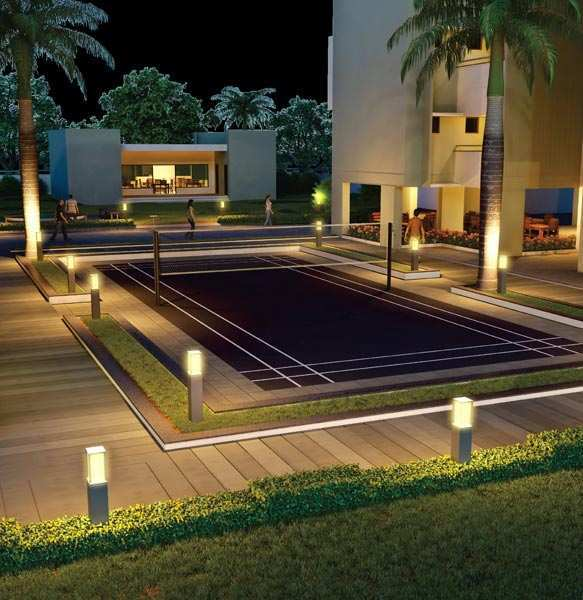 3 BHK Flats & Apartments for Sale in S G Highway, Ahmedabad - 1755 Sq. Feet
