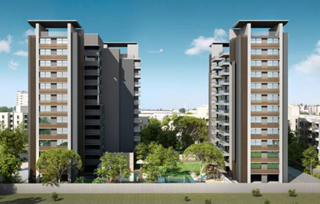 4 BHK Flats & Apartments for Sale in Satellite, Ahmedabad - 3915 Sq.ft.