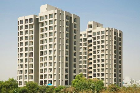 3 BHK Flats & Apartments for Sale in Prahlad Nagar, Ahmedabad - 1678 Sq.ft.