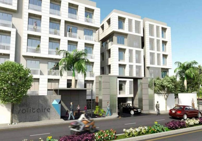 2 BHK Flats & Apartments for Sale in Vasna, Ahmedabad - 909 Sq. Feet