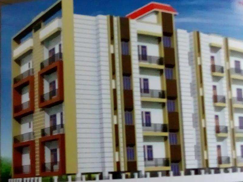 2 BHK Flats & Apartments for Sale in Varanasi - 928 Sq. Feet