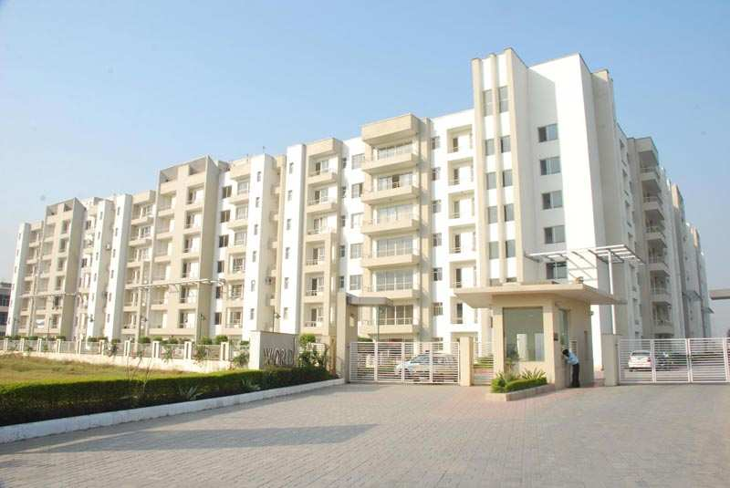 1 Bhk Serviced Apartments for Sale in Sector 115, Mohali - 668 Sq.ft.