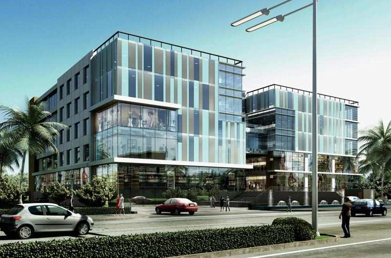 560 Sq. Feet Office Space for Sale in Zirakpur - 560 Sq.ft.