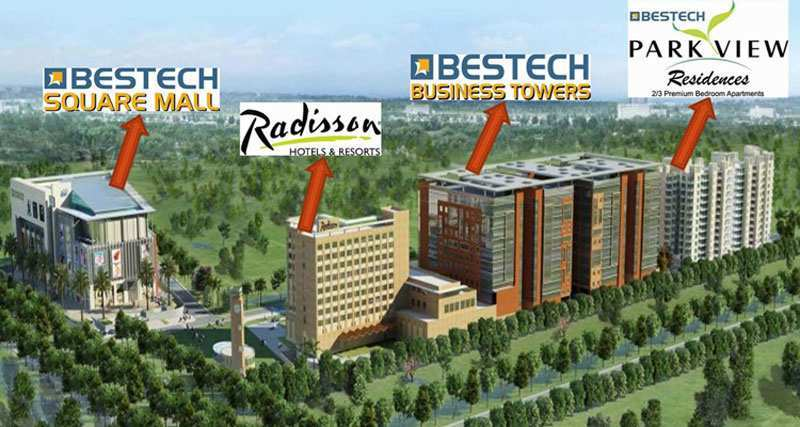 600 Sq. Feet Office Space for Sale in Sector 66, Mohali - 600 Sq.ft.