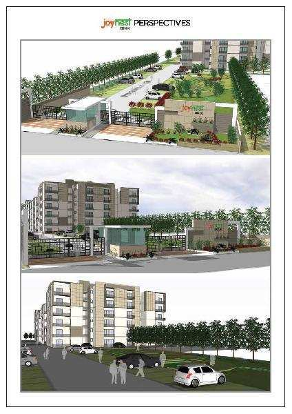3 BHK Flats & Apartments for Sale in Zirakpur - 1270 Sq. Feet