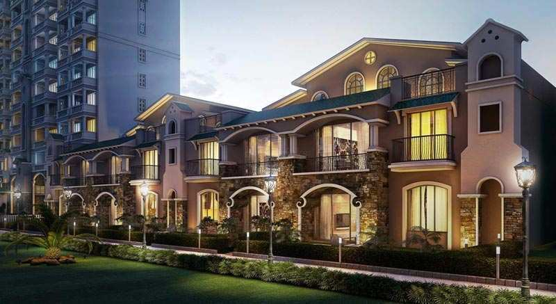 4 BHK Flats & Apartments for Sale in Sector 121, Mohali - 2400 Sq. Feet