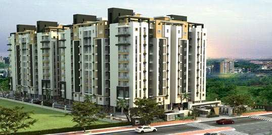 2 BHK Flats & Apartments for Sale in patrakar colony, Jaipur - 1325 Sq. Feet