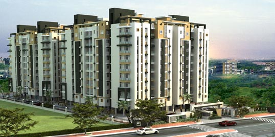 2 BHK Flats & Apartments for Sale in patrakar colony, Jaipur - 875 Sq.ft.