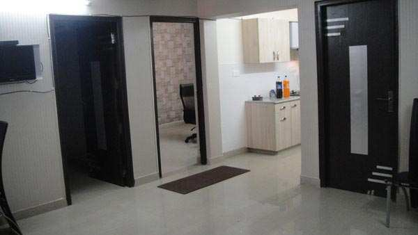 1 Bhk Flats & Apartments for Rent in Saket, South Delhi - 550 Sq.ft.