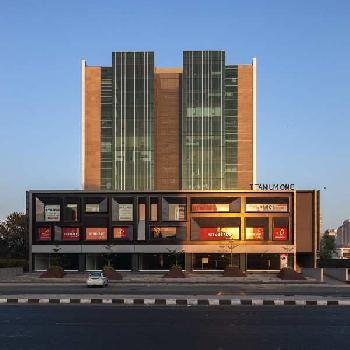 1096 Sq.ft. Office Space for Sale in Bodakdev, Ahmedabad