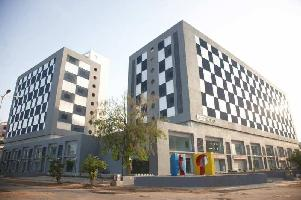 1215 Sq.ft. Office Space for Rent in Prahlad Nagar, Ahmedabad