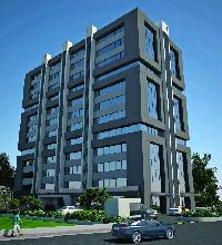 583 Sq.ft. Office Space for Rent in Prahlad Nagar, Ahmedabad