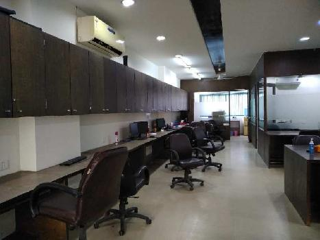 1625 Sq.ft. Office Space for Rent in Prahlad Nagar, Ahmedabad