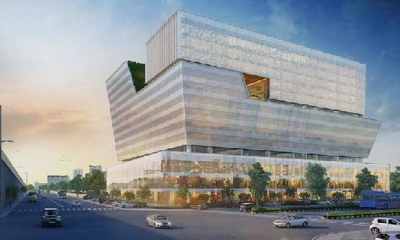 3747 Sq.ft. Office Space for Sale in S G Highway, Ahmedabad