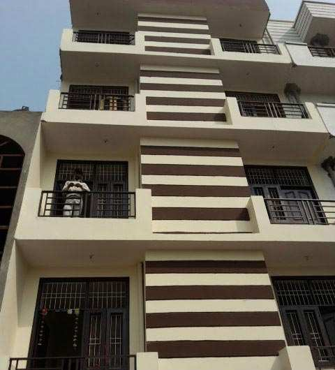 1 BHK Builder Floor for Sale in Noida Extn., Noida - 8 Acre