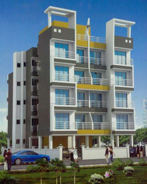 1 BHK Flats & Apartments for Sale in Bhandup, Mumbai North - 300 Sq. Meter