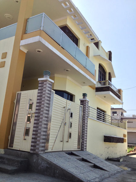 4 BHK Individual House/Home for Sale in Jalandhar - 2200 Sq.ft.