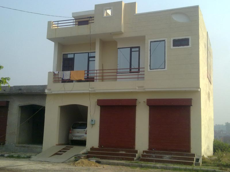 2 BHK Bungalows / Villas for Sale in Venus Velly Colony, Jalandhar - 900 Sq.ft.