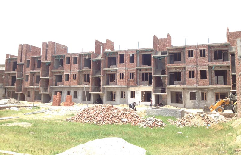 2 BHK Flats & Apartments for Sale in Jalandhar - 800 Sq.ft.