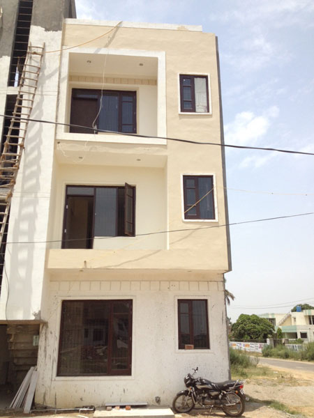 2 BHK Individual House/Home for Sale in Jalandhar - 800 Sq.ft.