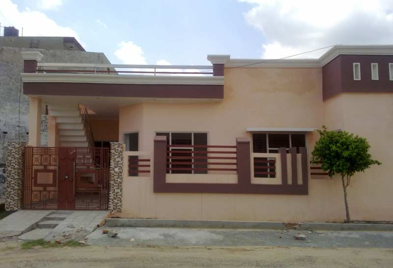 2 BHK Individual House/Home for Sale in New Sarabha Nagar, Jalandhar - 1250 Sq.ft.