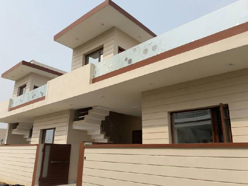2 BHK Individual House for Sale in Venus Velly Colony, Jalandhar - 1080 Sq. Feet