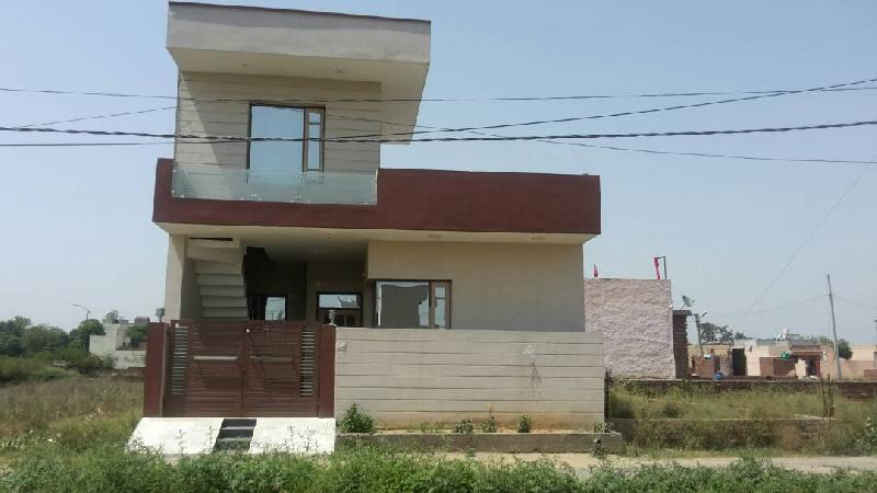 2 BHK Individual House for Sale in Venus Velly Colony, Jalandhar - 1040 Sq. Feet