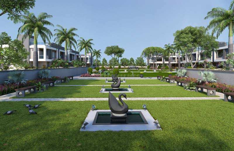 1100 Sq. Feet Individual House/Home for Sale in Surat - 1100 Sq.ft.