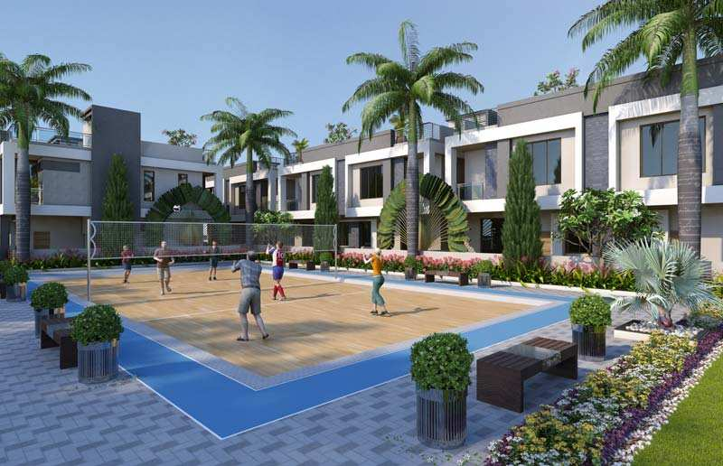 1000 Sq. Feet Individual House/Home for Sale in Surat - 1000 Sq.ft.