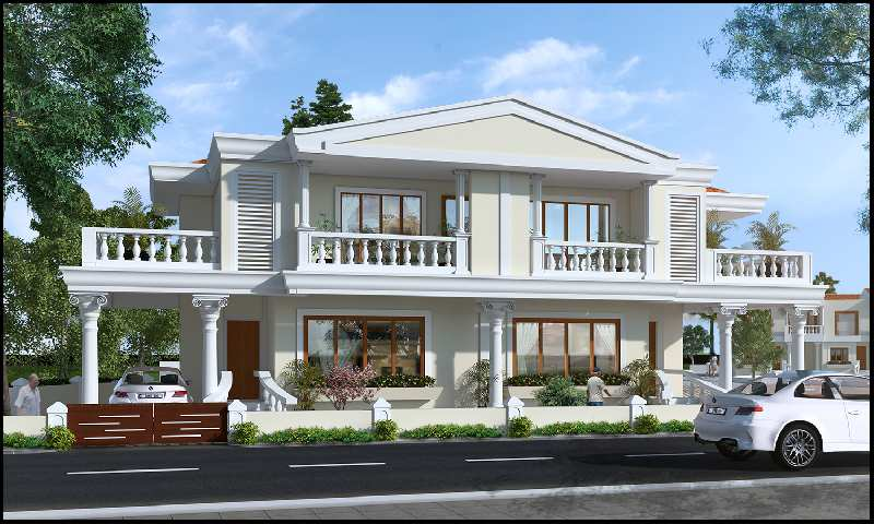 4 bhk independent houses villas for sale in utorda, south goa, goa - 162 sq. meter