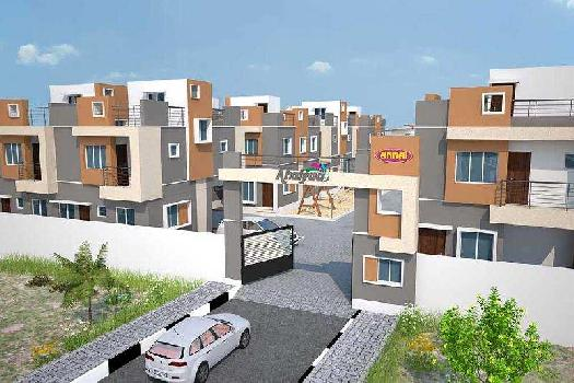 3 BHK 1300 Sq.ft. House & Villa for Sale in Santhosapuram, Chennai