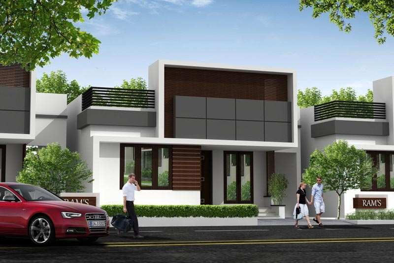 1 BHK Bungalows / Villas for Sale in Kancheepuram - 600 Sq.ft.