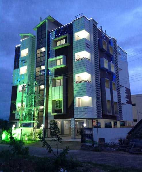 3 BHK Flats & Apartments for Sale in Edayar Palayam Road, Coimbatore - 9 Cent